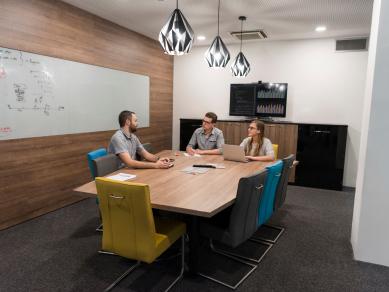 Blue Duck Digital Team Board Meeting